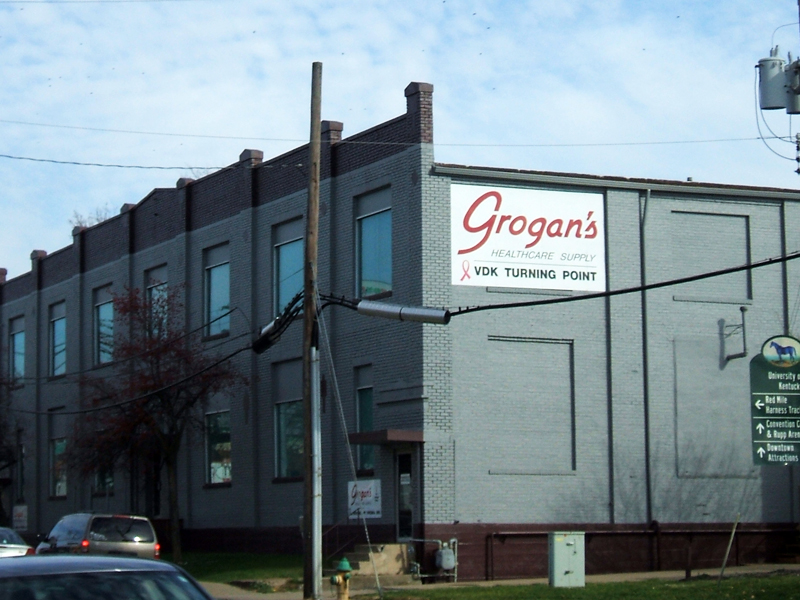 Grogans Medical Supply, Repaint