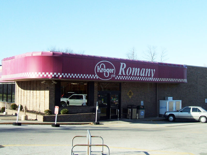 Kroger on Romany, CB&S Construction