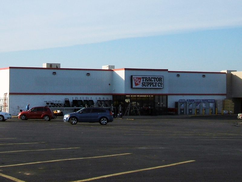 Nicholasville Tractor Supply, New