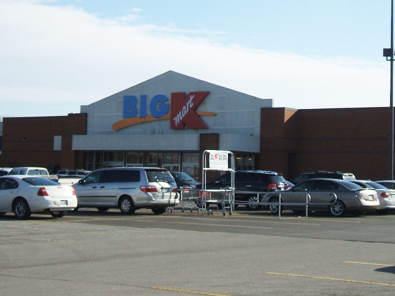 Versailles Big KMart, New
