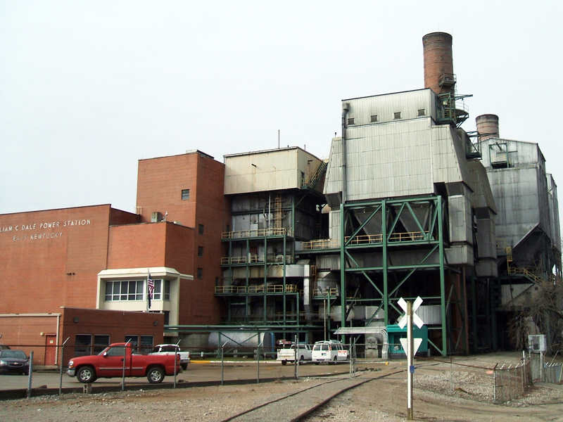 Dale Power Station, Repaint