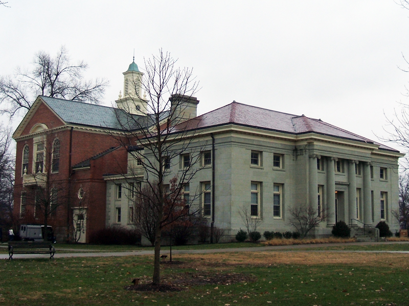 Berea College Frost Building, Messer Construction