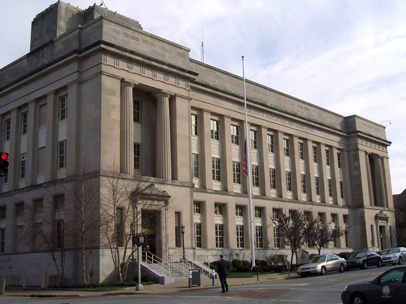 Federal Courthouse, Witherington Construction