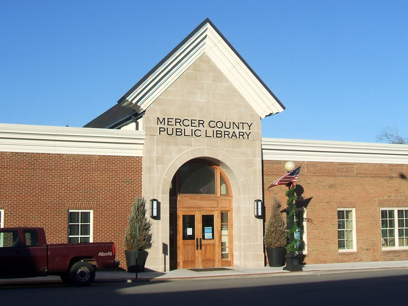 Mercer County Public Library